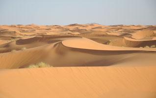 Енергийните пространства на Мароко