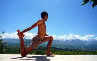 ИН йога уикенд
