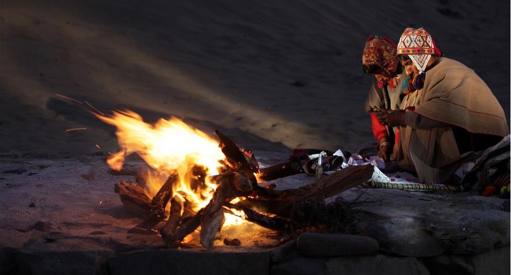 Shamanic adventure in Peru